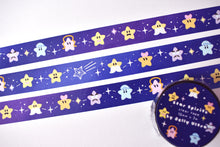 Star Spirits Clear Tape