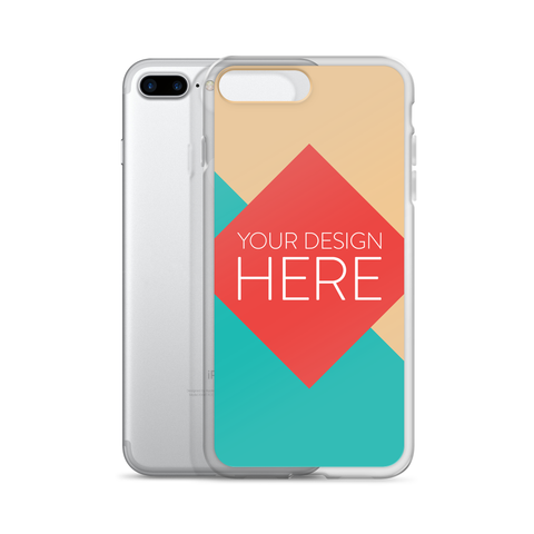 iPhone Case Design Mockup