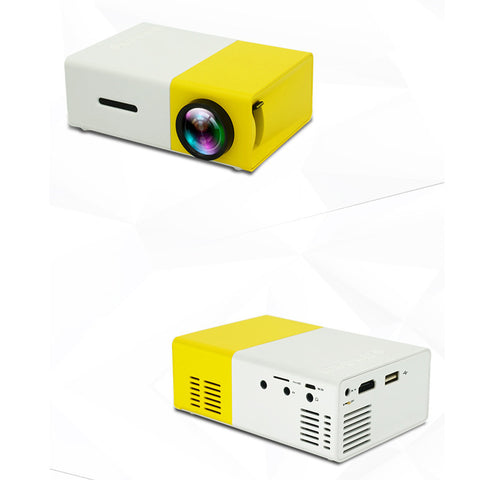 Mini LED HD Projector - Silicon Geeks