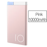 Slim 10,000 mAh Power Bank (Brand: ROCK) - Silicon Geeks