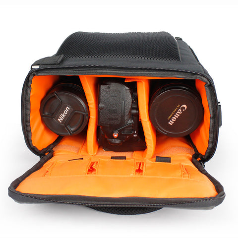 Shockproof Camera Bag - Silicon Geeks