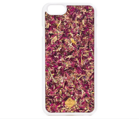 MMORE Organika Roses Phone Case - Silicon Geeks