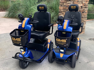 Scooter Rental - Gold Mobility Scooters LLC.