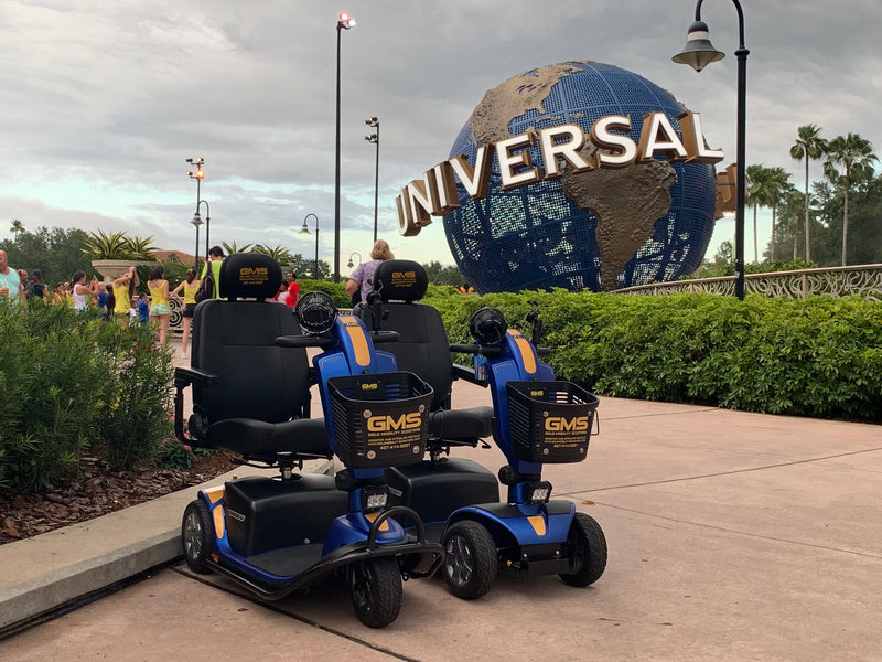 Scooter Rental at Universal Studio's Orlando - Mobility Scooter Rental Tips (vol 1)