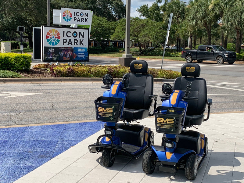 Mobility Scooter Rental Orlando - Places to go with your Mobility Scooter Rental
