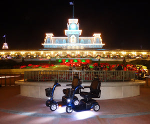Scooter Rental Disney World Guide - Mobility Scooter Rental Tips ( Volume 3 )
