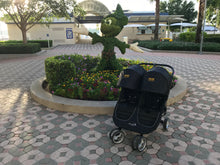Baby Jogger City Mini Double Rental - THEME PARK APPROVED
