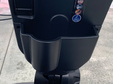 scooter rental cup holder