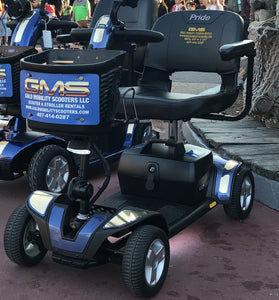 scooter rental disney