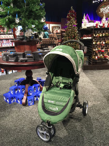 Baby Jogger Single City Mini Rental - WDW Stroller Rental Approved