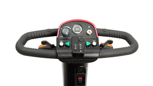 pride victory 3 wheel mobility scooter controls