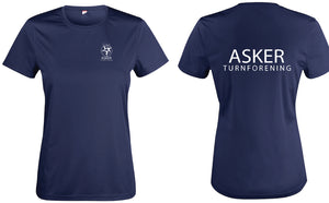 Asker Turn Basic Active-T Marine Junior