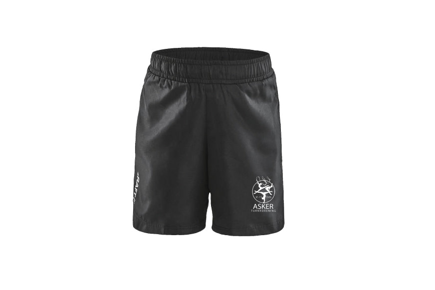 Asker Turn Craft Rush Shorts Svart