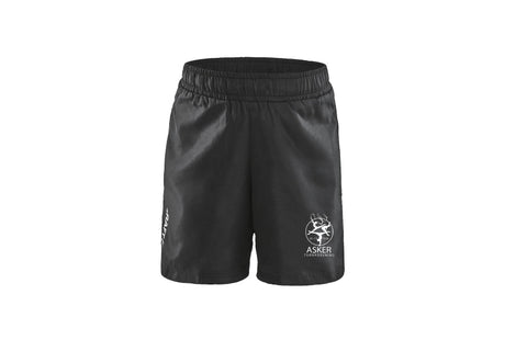 Asker Turn Craft Rush Shorts Svart JUNIOR