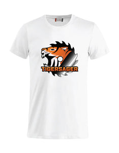 T-shirt Tigersager