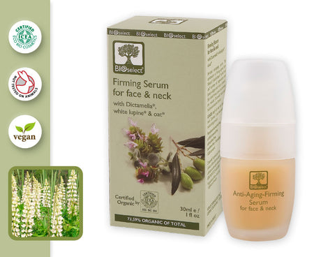 FIRMING SERUM FOR FACE & NECK (30ml)