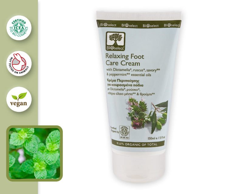 RELAXING FOOT CARE CREAM (150ml)
