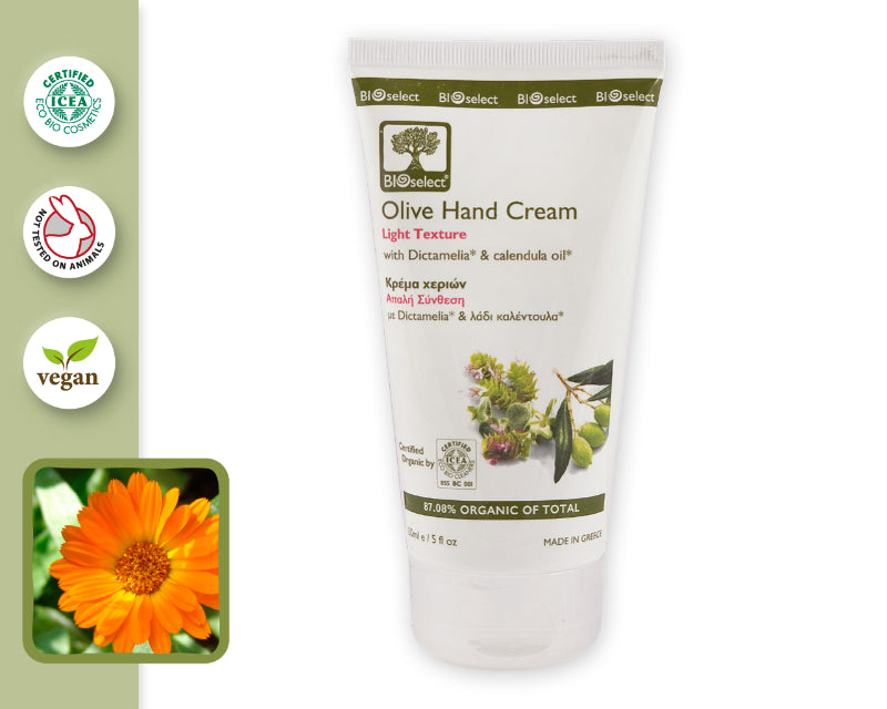 OLIVE HAND CREAM/ LIGHT TEXTURE (150ml)