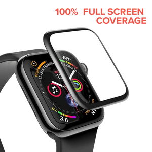 Tempered Glass Screen Protector for Apple Watch - Candyband