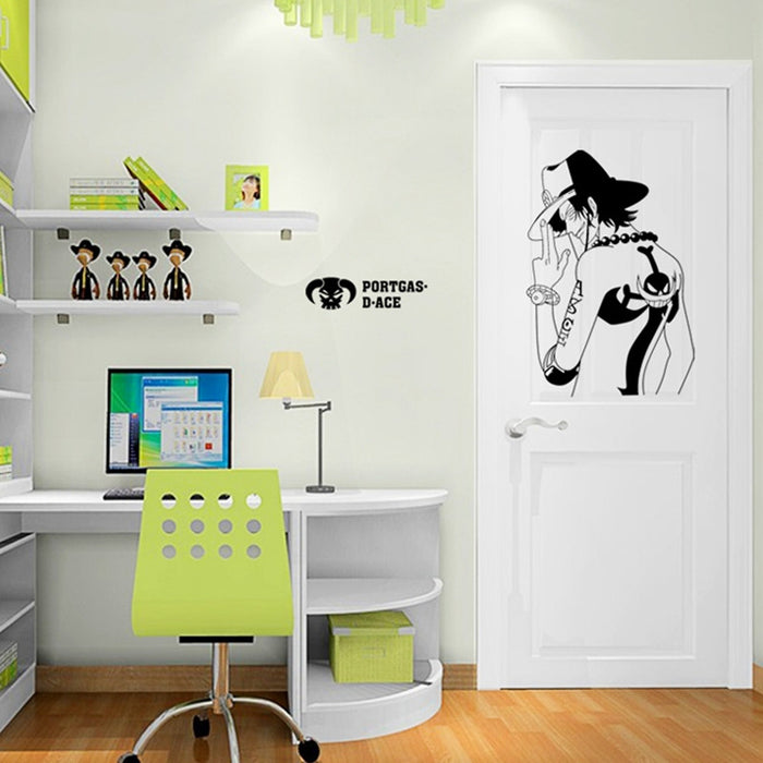 Ace Wall Sticker