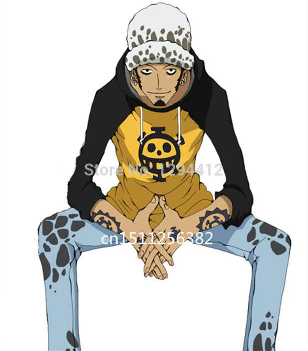 Trafalgar Law Complete Cosplay Costume