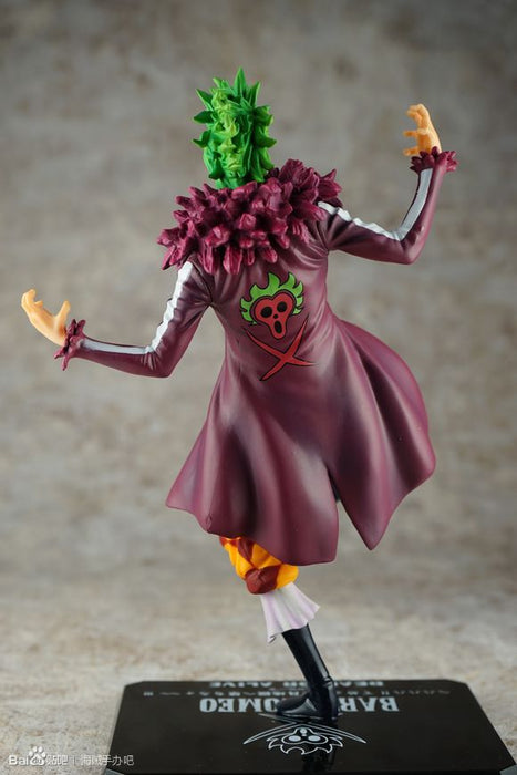 Bartolomeo Action Figure