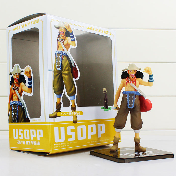 Usopp Action Figures After Two Years
