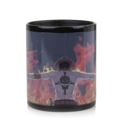 Ace l Luffy l Zoro Heat Sensitive Mug