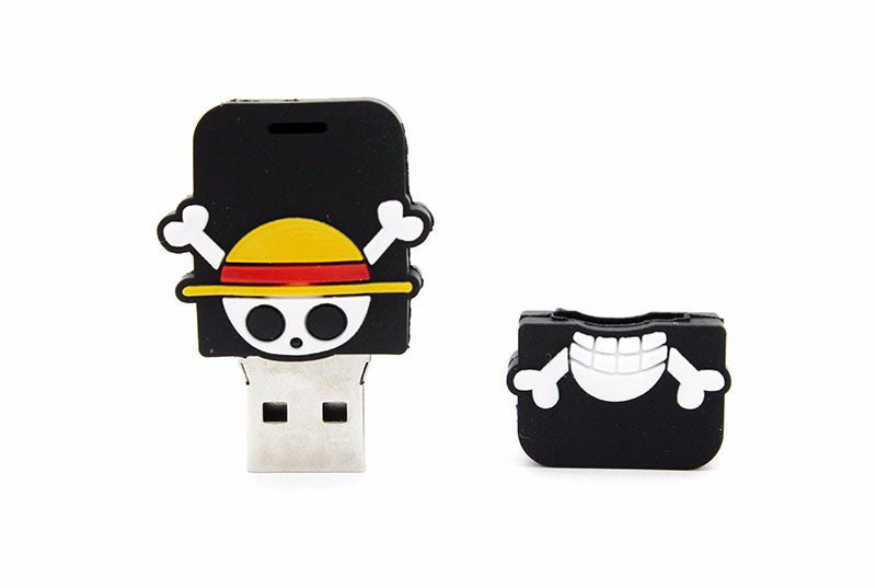 One Piece USB Flash Drive