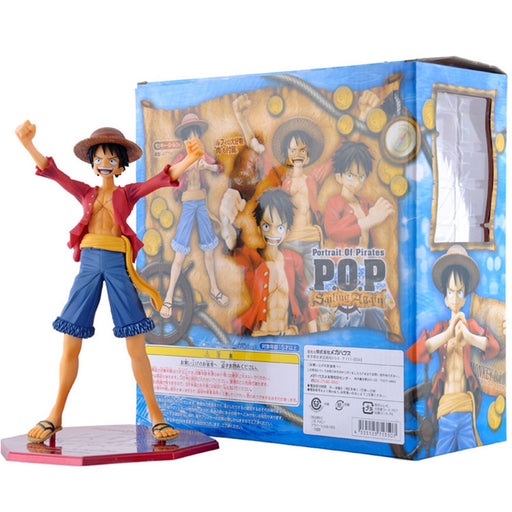 Luffy Action Figure POP
