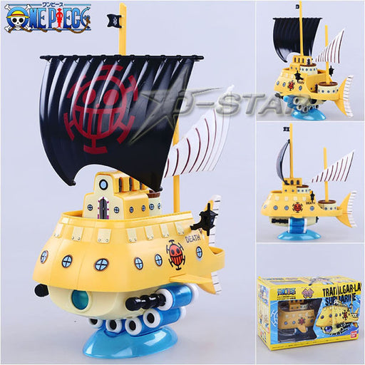 Trafalgar Law Submarine Ship