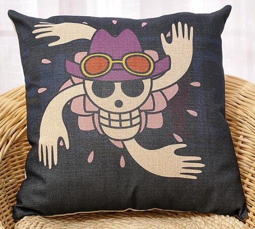 One Piece Skull Logo Pillowcase