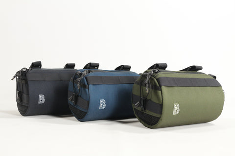 The Handlebar Bag - solid colors