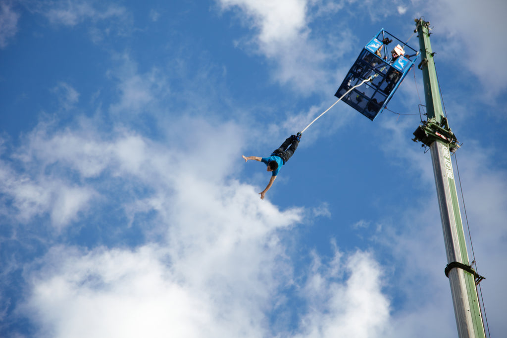 BUNGEE JUMP - VARIOUS LOCATIONS IN OCTOBER AND NOVEMBER