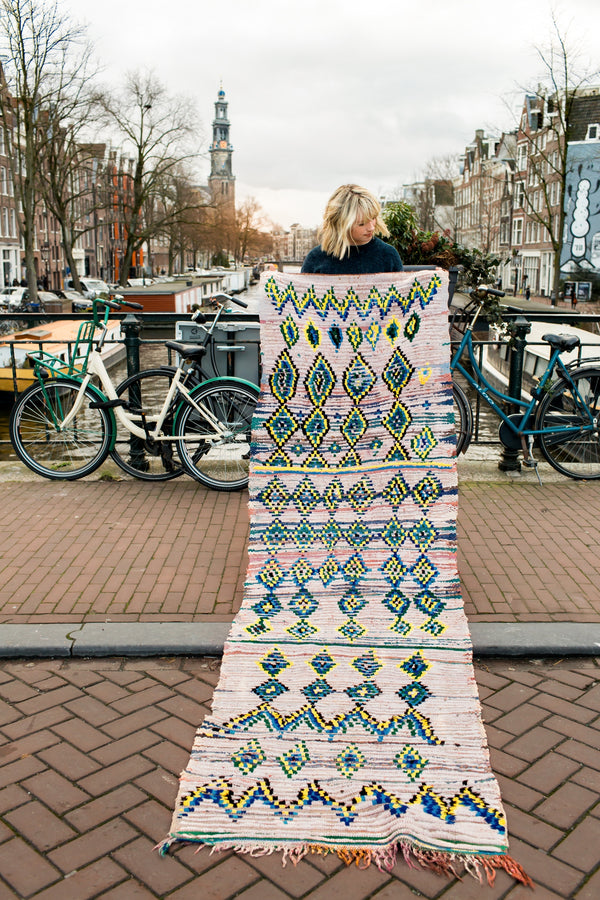 Vintage Boujaad Runner | Margot