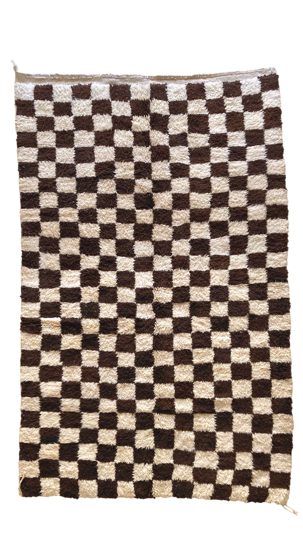 Checkered | Ready to ship 155cm x 242cm (5' x 8')
