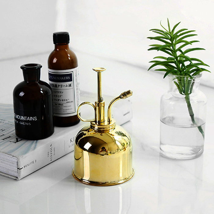 Brass Gold Colour Plant Water Sprayer