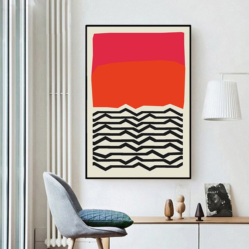 Modern Abstract Canvas Prints