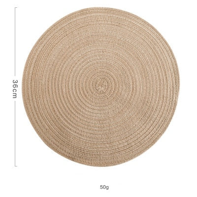 Round Table Placemats