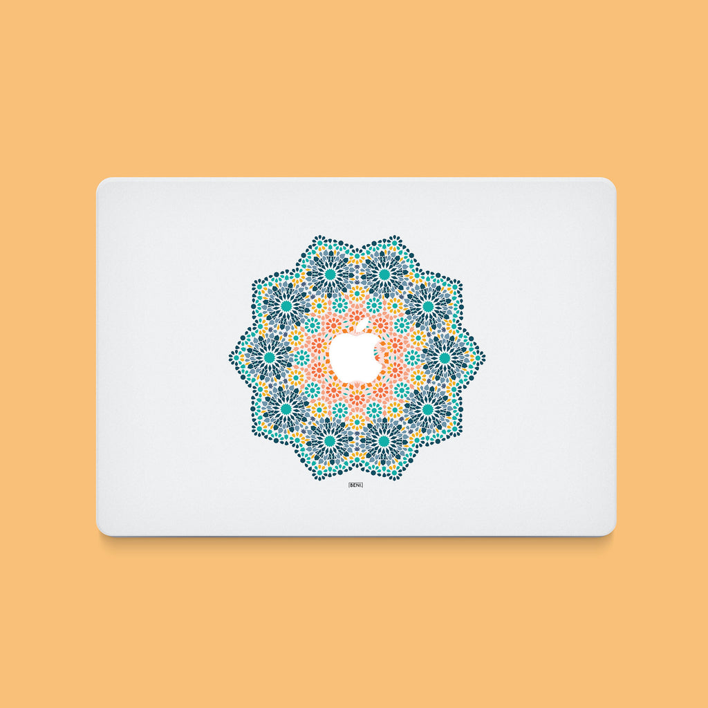 Bukhara Macbook Decal
