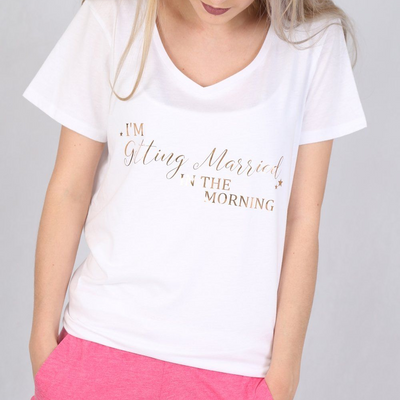 I'm Getting Married in The Morning Pyjamas - Lovelei Ltd