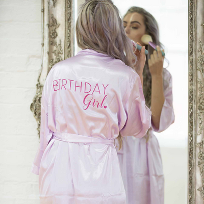 Birthday Girl Robe - Lovelei Ltd