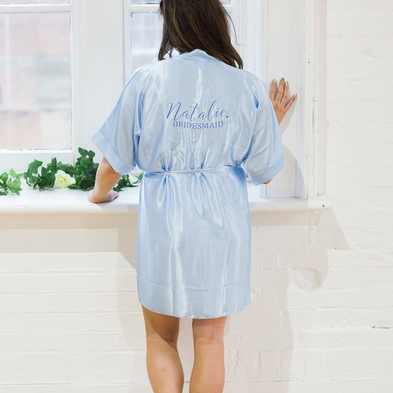 Light Blue Robe