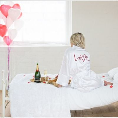 Love Valentine Robe - Lovelei Ltd