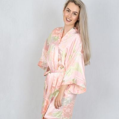 Pink Penelope Robe - Lovelei Ltd
