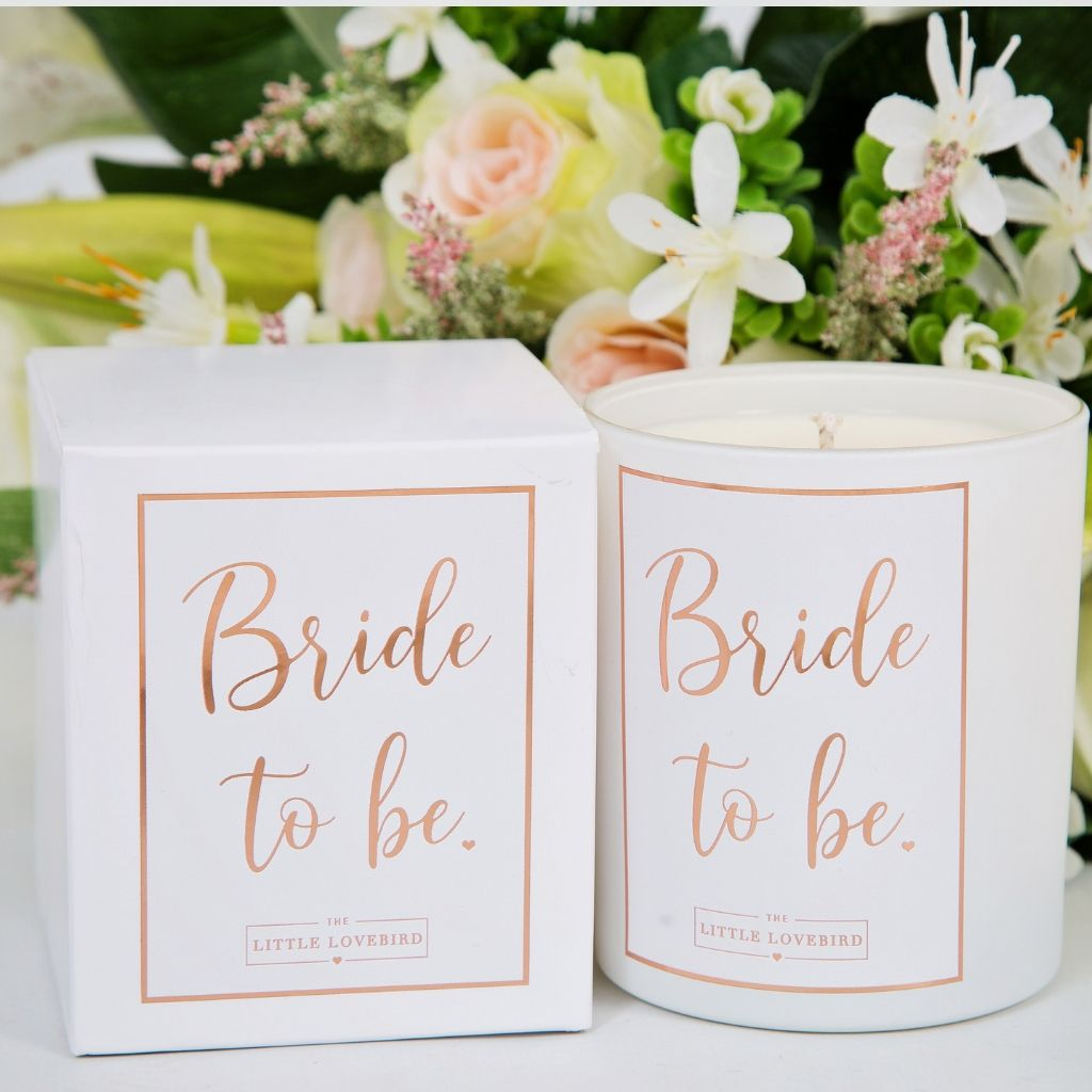Bride to be Candle - Lovelei Ltd