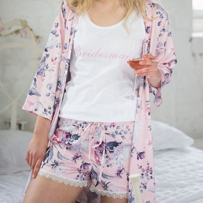 Ella Bridal Pyjamas - Lovelei Ltd