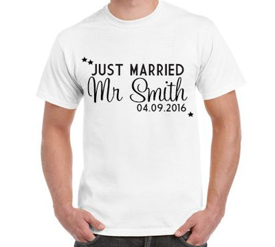 Just Married His Top - Lovelei Ltd