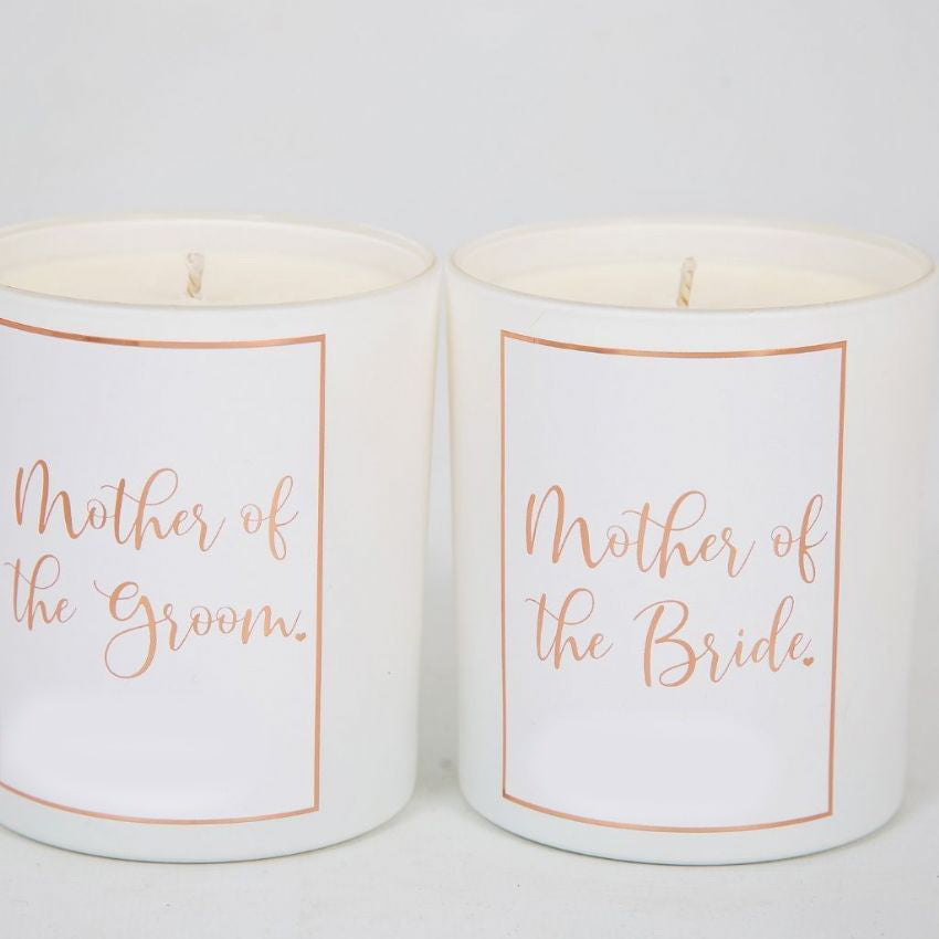 Mother of the Bride/Groom Candle - Lovelei Ltd