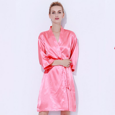 Coral Robe - Lovelei Ltd